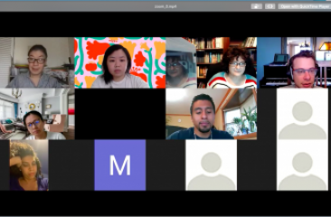 Mobility LABS Flushing Cohort Virtual Meeting
