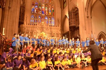 CPC Youth Arts Network at Trinity Concert