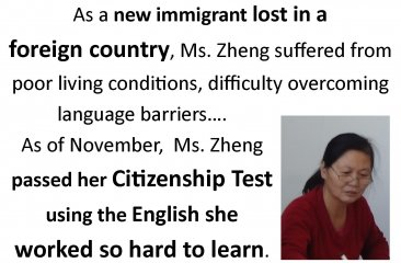 Overcoming Life Struggles to Become a US Citizen