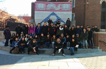 Manhattan Youth Services Goes to UPenn