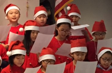 CPC Trinity Music Program Brings Holiday Cheer to Manhattan