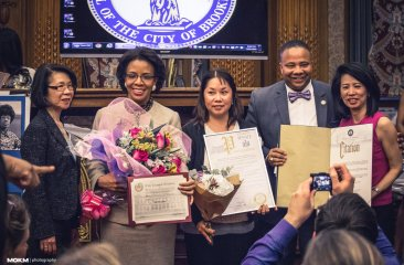 CPC Brooklyn Community Services Director Honored at  Shirley Chisolm Women in Excellence Event