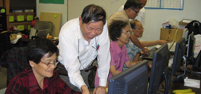Senior Community Service Employment Program (SCSEP)