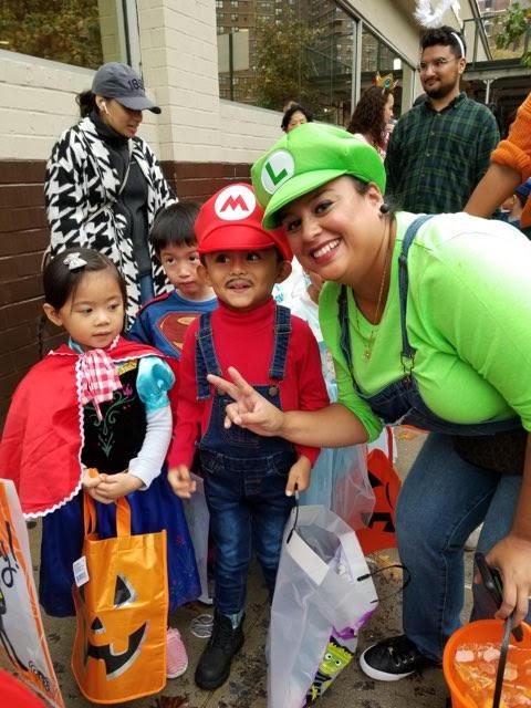 It's Mario and Luigi!